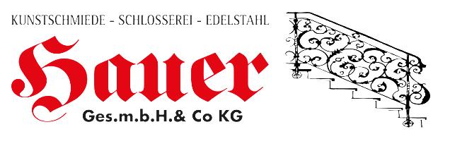 Kunstschmiede und Metallbau Albert Hauer | Kunstschmiede und Schlosserei, Taufkirchen an der Pram/Oberösterreich. Wir fertigen für Sie Edelstahlgeländer, Balkone, Gartenzäune und vieles mehr an. Schmiede
